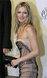 Cariera lui Kate Moss se apropie de sfarsit