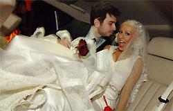 Christina Aguilera a nascut un baiat