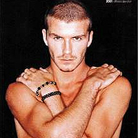 Coty face echipa cu David Beckham