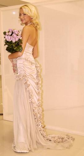 Sufletul rochiei de mireasa