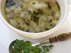 Supa de gulie