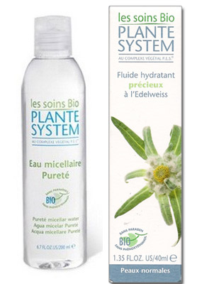 Plante System, produse din esente pure si naturale