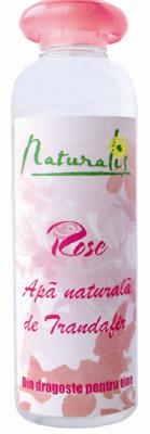Apa naturala de trandafir de la Naturalis