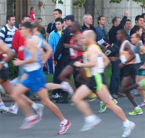 "Mihai Dragomir la ""Crosul vedetelor"" – parte a Bucharest City Marathon"
