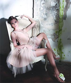 Maria Lucia Hohan, prezenta pe luisaviaroma.com