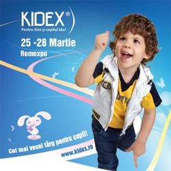 Rilă-Iepurilă îţi dă întâlnire la KIDEX