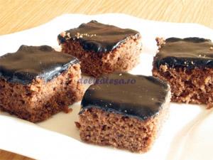 Prăjitura 'Negresa'