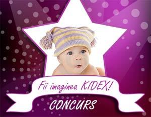 Mămicile şi copiii sunt răsfăţaţi la KIDEX!