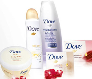 DOVE - Platinum Care Rituals Collection