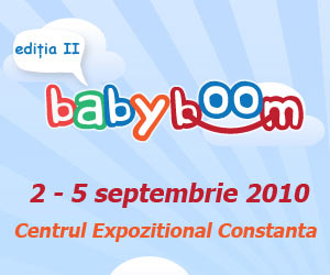 Baby Boom Show prelungeste vara pe litoral !