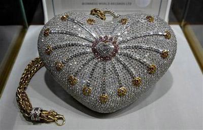 Cea mai scumpa geanta din lume