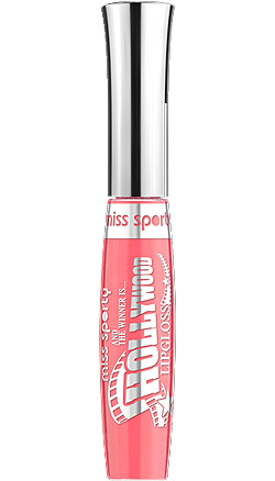 Un lip gloss fabulos!