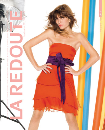 La Redoute lansează catalogul primăvară-vară 2011