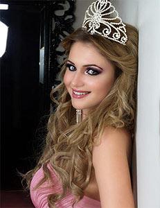 Miss Universe Romania pleaca in caravana!