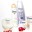 "Dove ""SILKY CARE RITUAL"""
