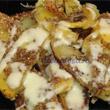 Cartofi în stil italian cu mozzarella