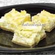 Plăcintă cu cartofi, praz şi brânză feta