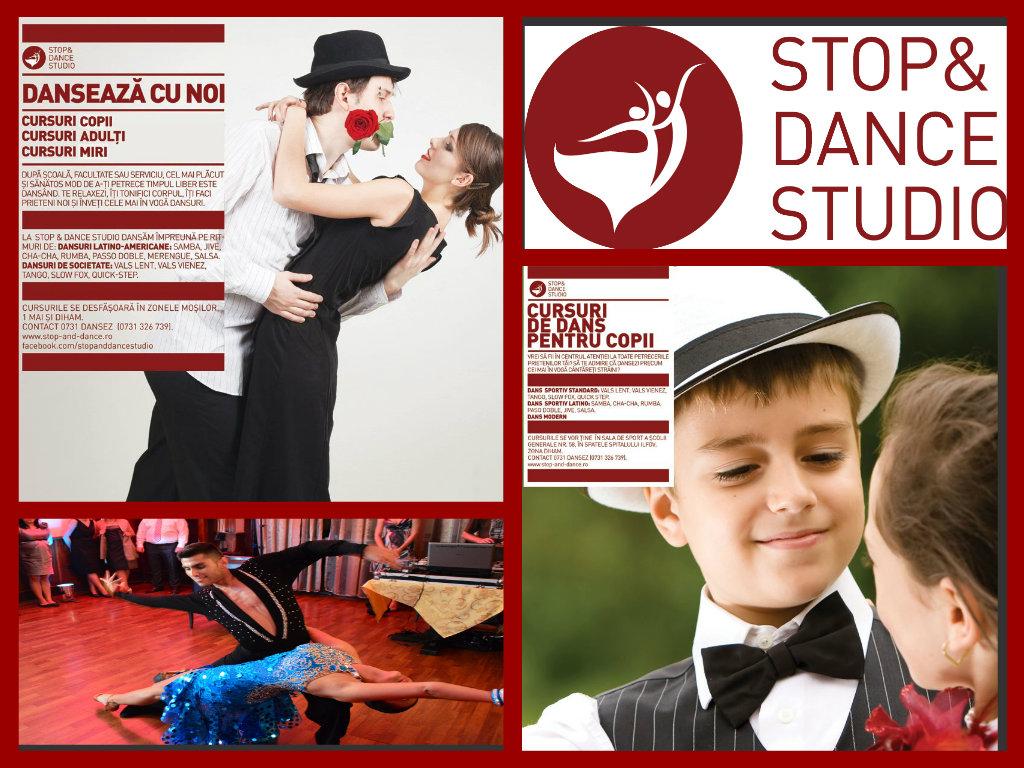 Cursuri de dans pentru adulti Stop&Dance; Studio